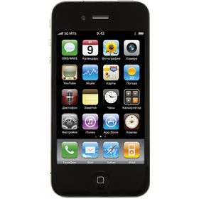 Apple iPhone 4 16Gb Black (iPhone)
