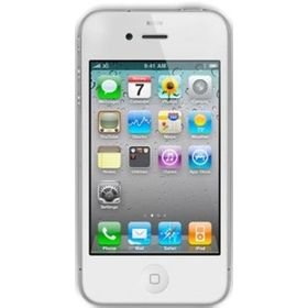 Apple iPhone 4 16Gb White (iPhone)